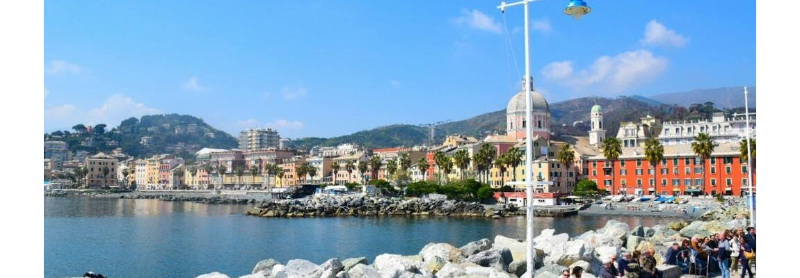 Genoa by the sea